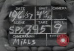 Image of 101st Airborne guards Little Rock Arkansas USA, 1957, second 3 stock footage video 65675075000