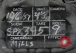 Image of 101st Airborne guards Little Rock Arkansas USA, 1957, second 4 stock footage video 65675075000