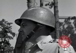 Image of 101st Airborne guards Little Rock Arkansas USA, 1957, second 12 stock footage video 65675075000