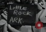 Image of 101st Airborne soldiers Little Rock Arkansas USA, 1957, second 4 stock footage video 65675075001