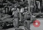 Image of 101st Airborne guards Little Rock Arkansas USA, 1957, second 8 stock footage video 65675075002