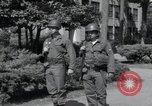 Image of 101st Airborne guards Little Rock Arkansas USA, 1957, second 9 stock footage video 65675075002