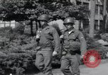 Image of 101st Airborne guards Little Rock Arkansas USA, 1957, second 10 stock footage video 65675075002