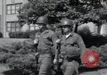Image of 101st Airborne guards Little Rock Arkansas USA, 1957, second 11 stock footage video 65675075002