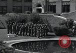 Image of 101st Airborne guards Little Rock Arkansas USA, 1957, second 11 stock footage video 65675075005