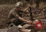 Image of United States soldiers Vietnam, 1965, second 8 stock footage video 65675075027