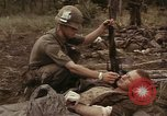 Image of United States soldiers Vietnam, 1965, second 9 stock footage video 65675075027