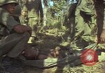 Image of United States soldiers Vietnam, 1965, second 4 stock footage video 65675075040