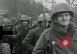 Image of 9th Division vehicles Gressenich Germany, 1944, second 1 stock footage video 65675075062