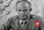 Image of Dwight Eisenhower United States USA, 1943, second 2 stock footage video 65675075066