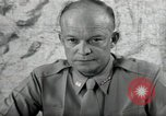 Image of Dwight Eisenhower United States USA, 1943, second 3 stock footage video 65675075066