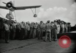 Image of navy personnel Bikini Atoll Marshall Islands, 1946, second 11 stock footage video 65675075074