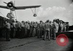 Image of navy personnel Bikini Atoll Marshall Islands, 1946, second 12 stock footage video 65675075074