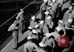 Image of sailors Bikini Atoll Marshall Islands, 1946, second 2 stock footage video 65675075075