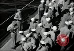 Image of sailors Bikini Atoll Marshall Islands, 1946, second 4 stock footage video 65675075075