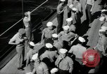 Image of sailors Bikini Atoll Marshall Islands, 1946, second 6 stock footage video 65675075075