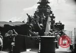 Image of sailors Bikini Atoll Marshall Islands, 1946, second 8 stock footage video 65675075075