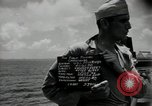 Image of United States sailors Bikini Atoll Marshall Islands, 1946, second 1 stock footage video 65675075076