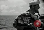 Image of United States sailors Bikini Atoll Marshall Islands, 1946, second 5 stock footage video 65675075076