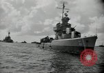 Image of target fleet Bikini Atoll Marshall Islands, 1946, second 12 stock footage video 65675075077