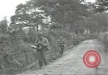 Image of United States infantrymen Marigny France, 1944, second 7 stock footage video 65675075089