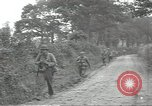 Image of United States infantrymen Marigny France, 1944, second 8 stock footage video 65675075089