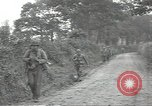 Image of United States infantrymen Marigny France, 1944, second 9 stock footage video 65675075089