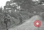 Image of United States infantrymen Marigny France, 1944, second 10 stock footage video 65675075089