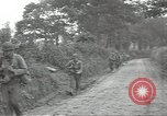Image of United States infantrymen Marigny France, 1944, second 11 stock footage video 65675075089