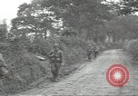 Image of United States infantrymen Marigny France, 1944, second 12 stock footage video 65675075089