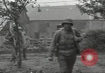 Image of United States infantrymen Marigny France, 1944, second 8 stock footage video 65675075090