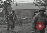 Image of United States infantrymen Marigny France, 1944, second 9 stock footage video 65675075090