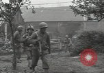 Image of United States infantrymen Marigny France, 1944, second 10 stock footage video 65675075090