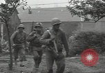 Image of United States infantrymen Marigny France, 1944, second 11 stock footage video 65675075090