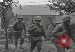 Image of United States infantrymen Marigny France, 1944, second 12 stock footage video 65675075090