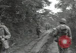 Image of United States infantrymen Marigny France, 1944, second 4 stock footage video 65675075092