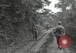 Image of United States infantrymen Marigny France, 1944, second 7 stock footage video 65675075092