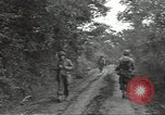 Image of United States infantrymen Marigny France, 1944, second 9 stock footage video 65675075092