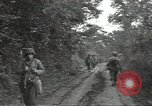 Image of United States infantrymen Marigny France, 1944, second 12 stock footage video 65675075092