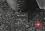 Image of 155mm howitzer Marigny France, 1944, second 4 stock footage video 65675075106