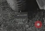 Image of 155mm howitzer Marigny France, 1944, second 5 stock footage video 65675075106
