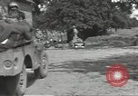 Image of German prisoners Cerisy-la-Foret Normandy France, 1944, second 5 stock footage video 65675075107