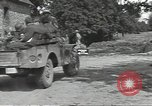 Image of German prisoners Cerisy-la-Foret Normandy France, 1944, second 6 stock footage video 65675075107