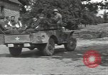 Image of German prisoners Cerisy-la-Foret Normandy France, 1944, second 7 stock footage video 65675075107