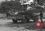 Image of German prisoners Cerisy-la-Foret Normandy France, 1944, second 9 stock footage video 65675075107
