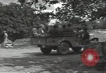 Image of German prisoners Cerisy-la-Foret Normandy France, 1944, second 10 stock footage video 65675075107