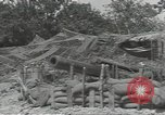 Image of United States howitzer Cerisy-la-Foret Normandy France, 1944, second 10 stock footage video 65675075108