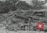 Image of United States howitzer Cerisy-la-Foret Normandy France, 1944, second 11 stock footage video 65675075108