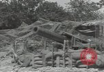 Image of United States howitzer Cerisy-la-Foret Normandy France, 1944, second 12 stock footage video 65675075108