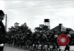 Image of United States infantrymen United Kingdom, 1944, second 7 stock footage video 65675075131